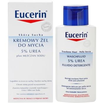 Eucerin Dry Skin Urea gel-crema de dus pentru piele uscata spre atopica 2