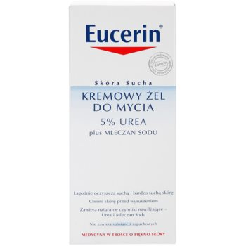 Eucerin Dry Skin Urea gel-crema de dus pentru piele uscata spre atopica 3