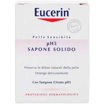 Eucerin pH5 почистващ сапун  за чувствителна кожа