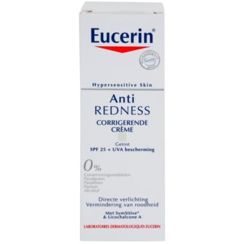 Eucerin Anti-Redness neutralisierende Tagescreme mit grünem Pigment SPF 25 2
