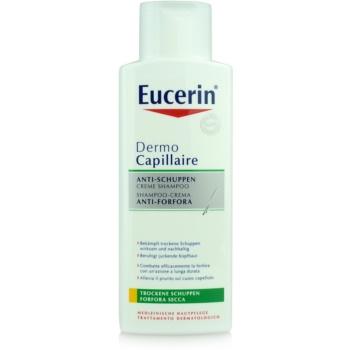 Eucerin DermoCapillaire sampon pentru par uscat si cu matreata