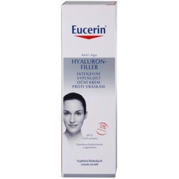 Eucerin Hyaluron-Filler crema de ochi efect intens anti-rid 2