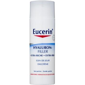 Eucerin Hyaluron-Filler crema de zi pentru contur uscata si foarte uscata