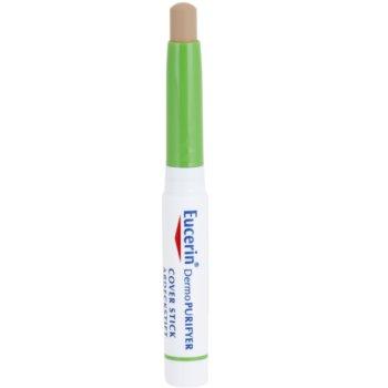 Eucerin Dermo Purifyer anticearcan pentru ten acneic 1