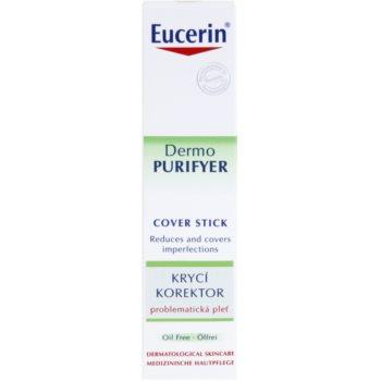 Eucerin Dermo Purifyer anticearcan pentru ten acneic 3