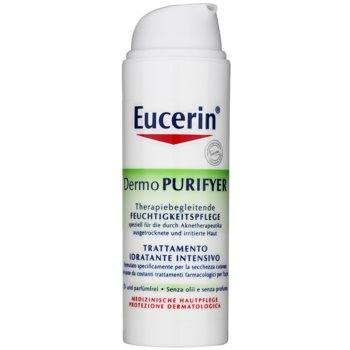 Eucerin Dermo Purifyer denní hydratační krém pro problematickou pleť, akné 1
