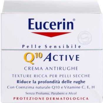 Eucerin Q10 Active розгладжуючий крем проти зморшок 2