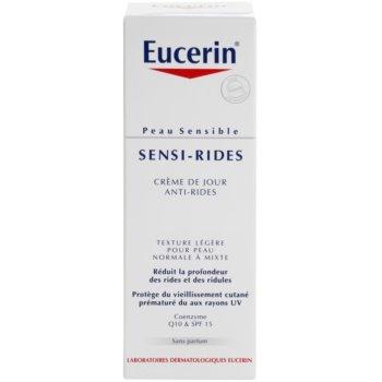 Eucerin Sensi-Rides denní krém proti vráskám pro normální až smíšenou pleť 4