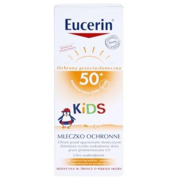 Eucerin Sun Kids lapte protector pentru copii SPF 50+ 3