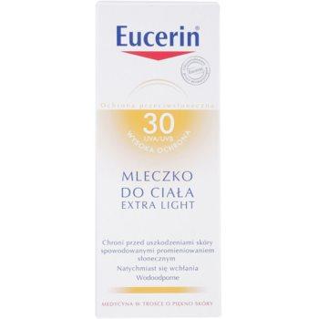 Eucerin Sun Protetor solar extra leve para o corpo SPF 30 3