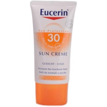 Eucerin Sun crema protectoare pentru fata SPF 30