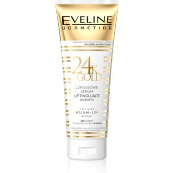 Eveline Cosmetics Slim Extreme 24k Gold ser pentru redare fermitatii bustului