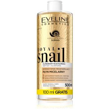 Eveline Cosmetics Royal Snail apa cu particule micele efect regenerator imagine produs