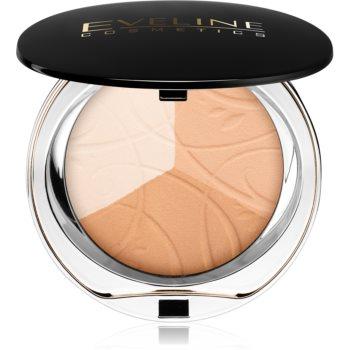 Eveline Cosmetics Celebrities Beauty pudra matuire cu minerale imagine produs