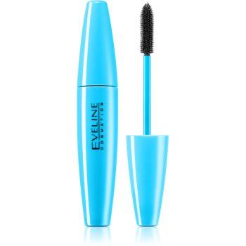 Eveline Cosmetics Big Volume Lash mascara waterproof pentru volum imagine produs