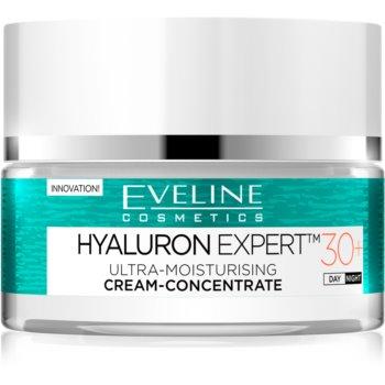 Eveline Cosmetics BioHyaluron 4D denní a noční krém 30+ SPF 8 50 ml