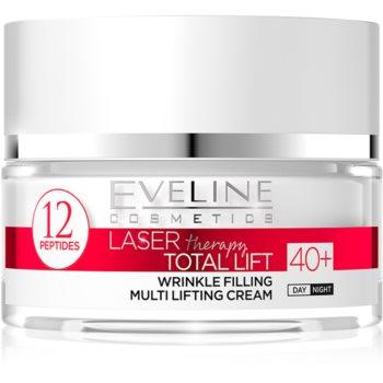 Eveline Cosmetics Laser Therapy Total Lift denní i noční protivráskový krém 40+ 50 ml