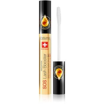 Eveline Cosmetics SOS Lash Booster Ser reparator pentru cresterea genelor efect regenerator imagine produs
