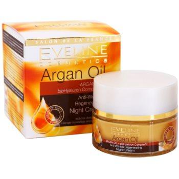 Eveline Cosmetics Argan Oil nočna regeneracijska krema proti gubam 2
