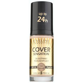 Eveline Cosmetics Cover Sensation krycí make-up