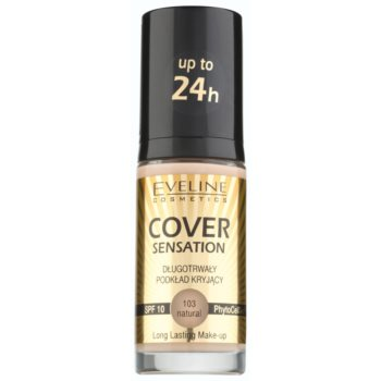 Eveline Cosmetics Cover Sensation фон дьо тен