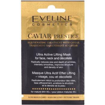Eveline Cosmetics Caviar Prestige 45+ masca pentru fata antirid