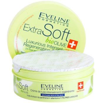 Eveline Cosmetics Extra Soft regenerierende Intensivcreme für trockene und sehr trockene Haut 1