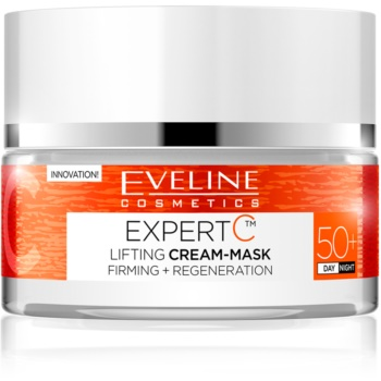 Eveline Cosmetics Expert C crema lifting de zi si de noapte 50+