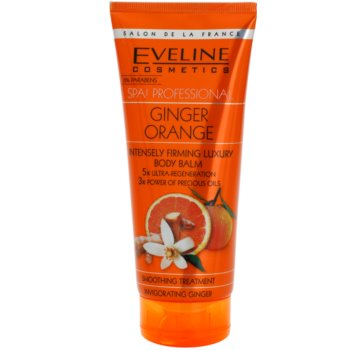 Eveline Cosmetics SPA Professional Ginger Orange festigendes Intensiv-Gel