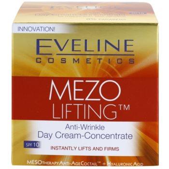 Eveline Cosmetics Mezo Lifting crema de zi - concentrata antirid 4