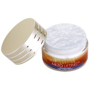 Eveline Cosmetics Mezo Lifting multiregenerujący krem-serum na noc 1