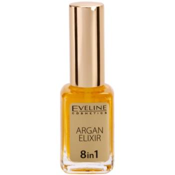 Eveline Cosmetics Nail Therapy регенериращ еликсир за нокти и кожичките около ноктите