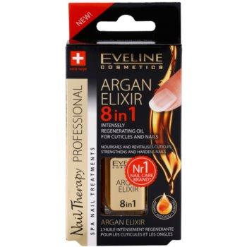 Eveline Cosmetics Nail Therapy регенериращ еликсир за нокти и кожичките около ноктите 3