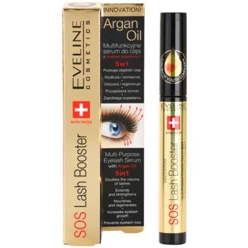 Eveline Cosmetics SOS Lash Booster sérum restaurador para estimular o crescimento das pestanas com efeito regenerador 2