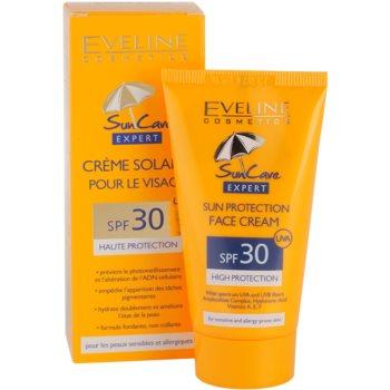 Eveline Cosmetics Sun Care слънцезащитен крем за лице SPF 30 1
