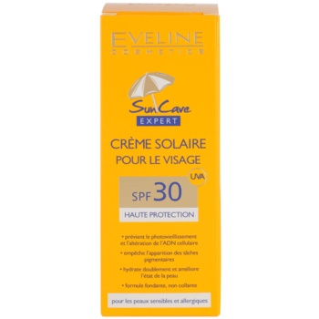 Eveline Cosmetics Sun Care слънцезащитен крем за лице SPF 30 3