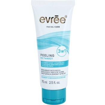Evrée Cleaning peeling para pele com imperfeições