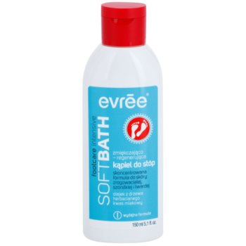 Evrée Foot Care intenzivno mehčalna kopel za noge z regeneracijskim učinkom