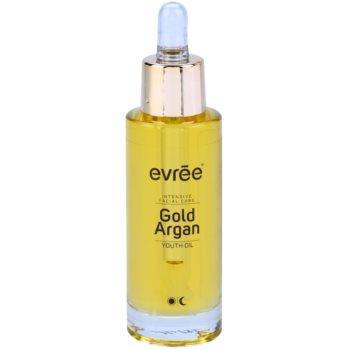 Evrée Gold Argan олійка для шкіри з омолоджуючим ефектом