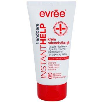 Evrée Instant Help upokojujúci krém na ruky s hydratačným účinkom