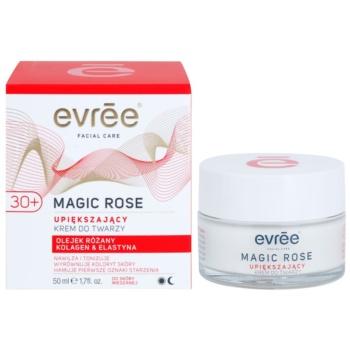 Evrée Magic Rose крем против първи признаци на стареене на кожата 30+ 1