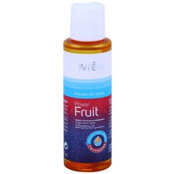 Evrée Intensive Body Care Power Fruit olejek do ciała dwufazowy o dzłałaniu nawilżającym