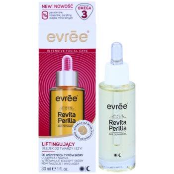 Evrée Revita Perilla лифтинг серум на лицето и шията 1