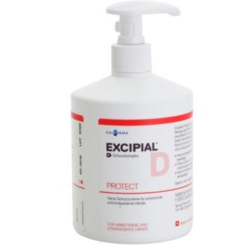Excipial D Protect crema protectoare pentru maini pentru piele sensibila si iritata