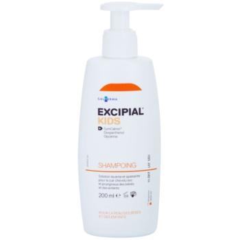 Excipial Kids шампунь для сухої шкіри голови немовлят та дітей