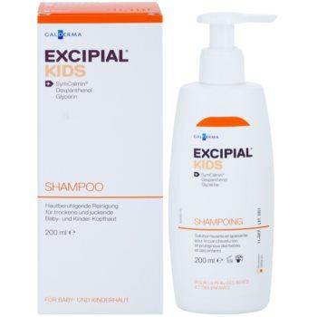 Excipial Kids šampon za suho in srbečo kožo otrok in novorojenčkov 1