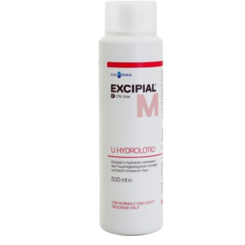Excipial M U Hydrolotion lotiune de corp pentru piele normala si uscata