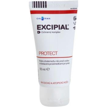 Excipial R Protect creme protetor de mãos para pele seca