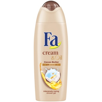 Fa Cream & Oil gel-crema de dus
