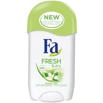 Fa Fresh & Dry Green Tea antiperspirant puternic